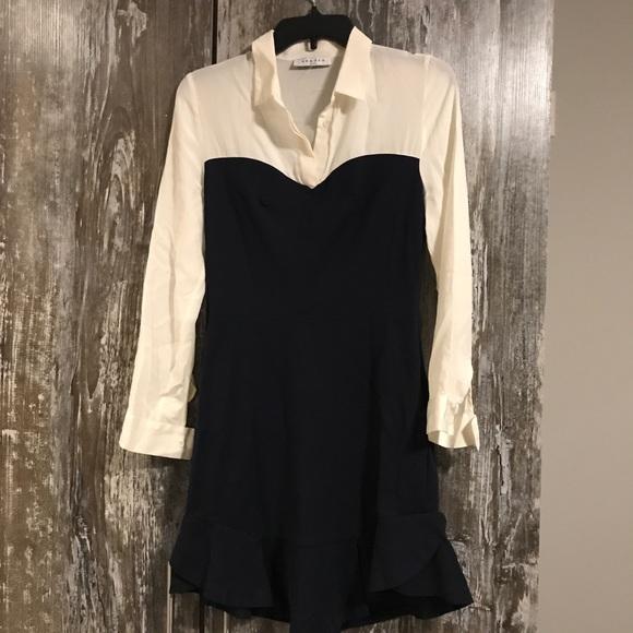 buying new super cute buy best Sandro Dresses | Black And White Professional Dress | Poshmark